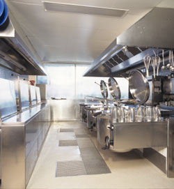 Kitchen Ventilation Fan Units